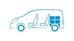 nissan autó jármű kereskedés, furgon