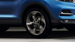 Nissan, kerekek, villámgyors, tapadás biztos