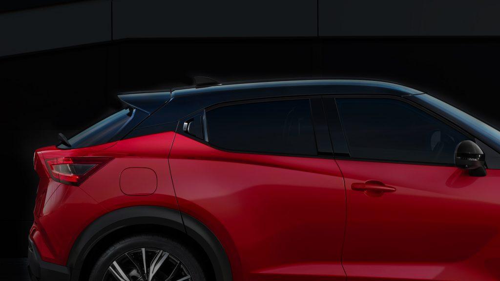 Nissan juke fiatalos megjelenés