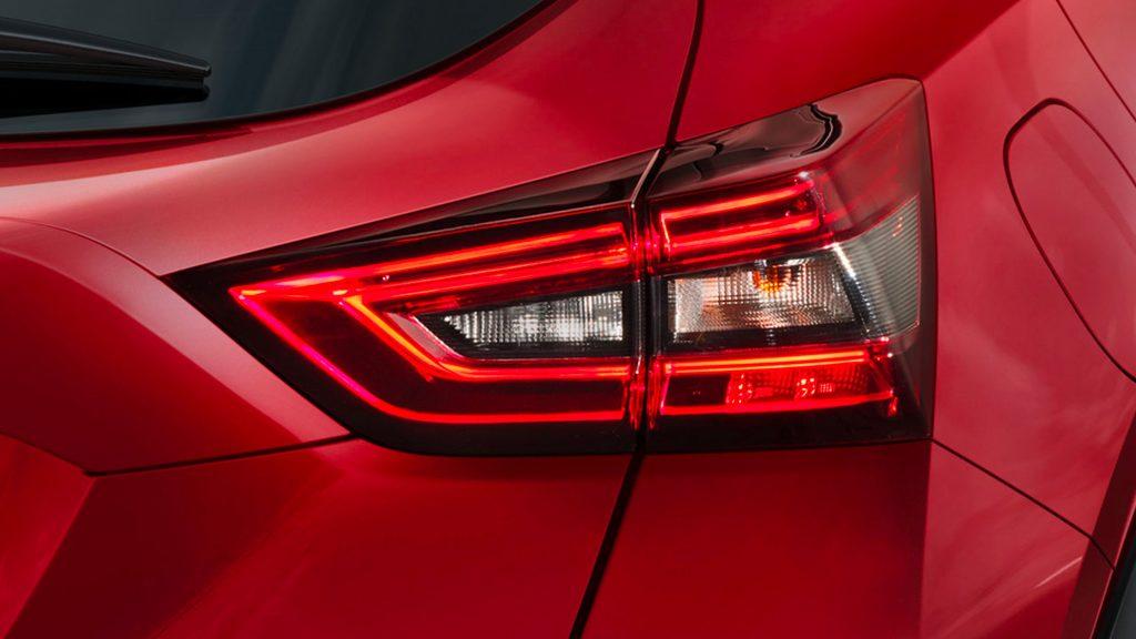 Nissan juke jobb hátsó lámpa