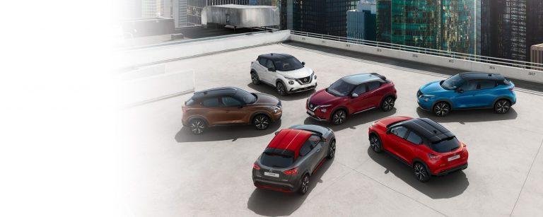 Nissan modellek