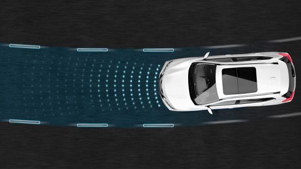 Nissan xtrail kanyarodás segítő elektromos rendszer