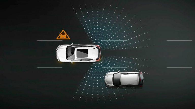 Nissan xtrail szenzorok jelzés