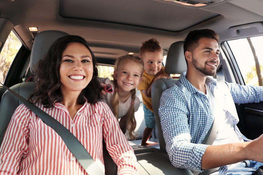öröm, család, nyaralás, gyerekek, hatalmas belsőtér