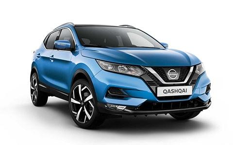 Nissan, qashqai, kék,családi autó