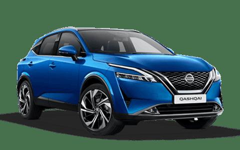 Nissan, qashqai, kék, szembőli nézet